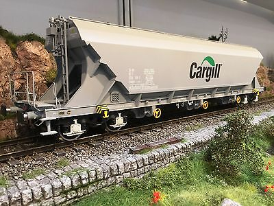 Kiss 1 Gauge Silo Wagon Cargill Freight Car Special Model Unique
