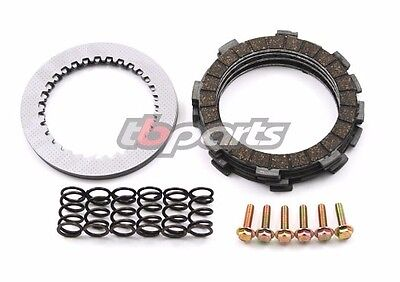Tusk Competition Clutch Kit with Heavy Duty Springs Kawasaki KLX110 2002-2019 Fits