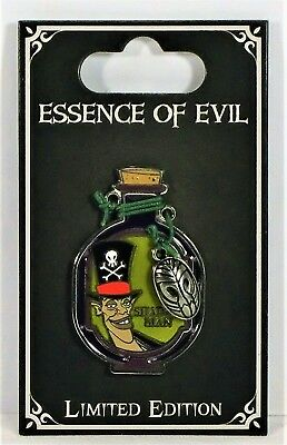 Disney Essence of Evil Villain Dr Facilier From Princess & The Frog Pin LE 3000