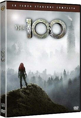 1773679 100 (The) - Stagione 03 (4 Dvd) (DVD)