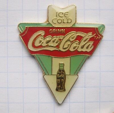DRINK COCA-COLA  / ICE COLD  .................. Pin (112h)
