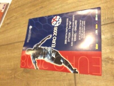 Euro 2008 Qualifier- Israel V England- March 2007- Official Programme