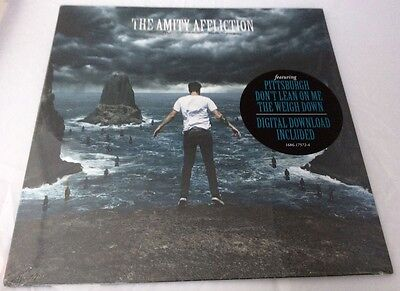 THE AMITY AFFLICTION Let The Ocean Take Me LP Roadrunner Records 1686-7572-4