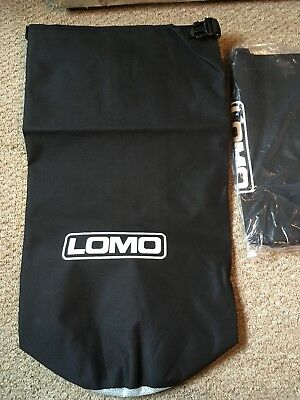 Lomo 20L Dry Bags With Window, x 2