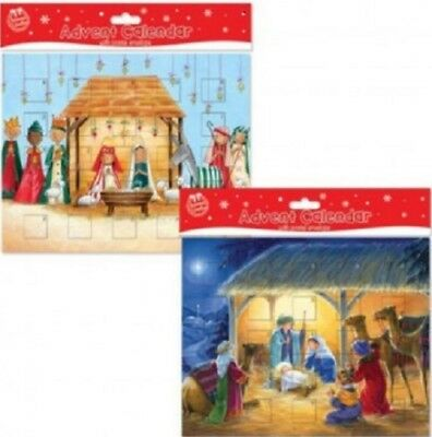Traditional Advent Calendars and Advent Candles