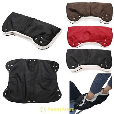 Waterproof Fingerless Warmer Hand Muff Gloves for Baby Pram Stroller Pushchair