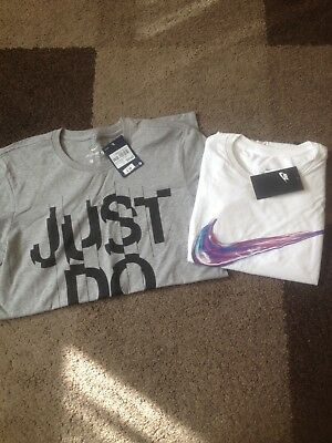 New With Tags Men's Small Nike Tshirt Bundle Size Small
