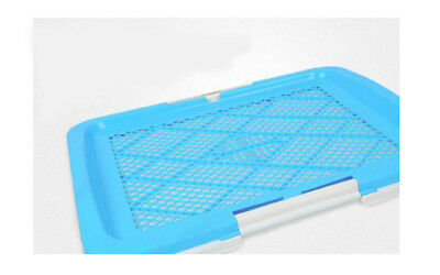 B08 Pet Toiletries Portable Dog Toilet Tray Litter Box Scoop Carrier Hooded