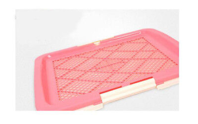 B02 Pet Toiletries Portable Dog Toilet Tray Litter Box Scoop Carrier Hooded