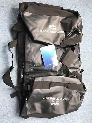 Dry suit Northern Diver Bag brand new with tags and carrying straps