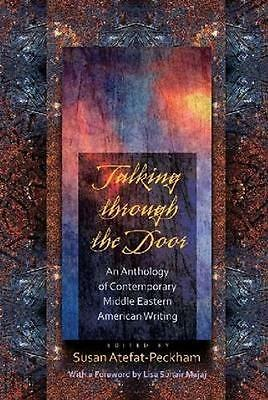 NEW Talking Through The Door BOOK (Hardback) Free P&H