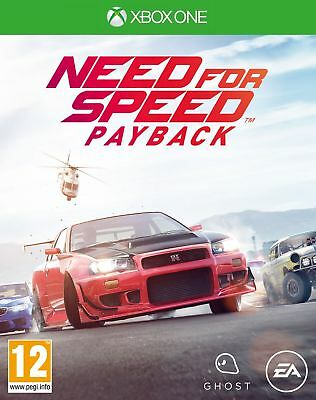 Need for Speed Payback XB1