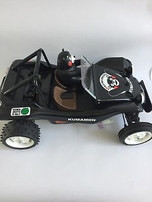 Tamiya Expert built radio control car Kumamon version *MINT*