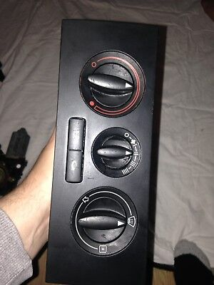 Audi A3 8L Climate Control Switches