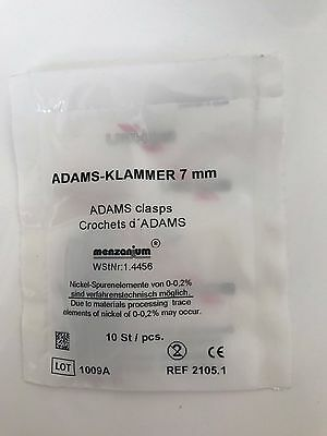 Adams-Klammer 7mm SCHEU-dental