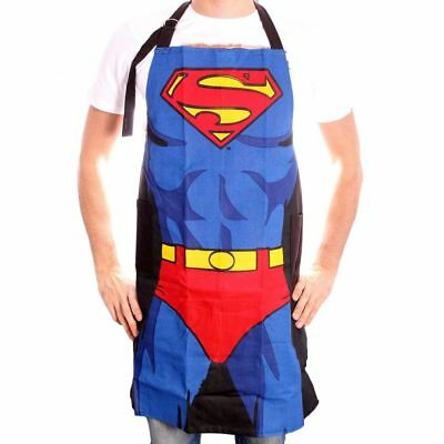 Tablier Superman DC Comics - Costume - Neuf