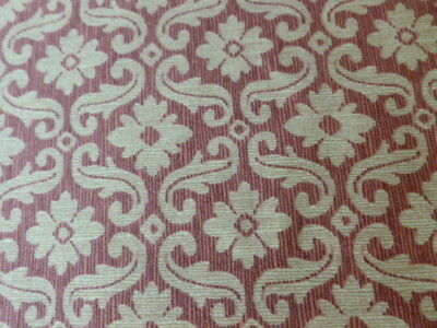 Vintage design Laura Ashley very large good quality lined curtain fabric Sitwell