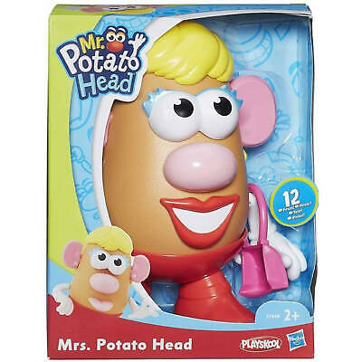 Mrs Potato Head Toy With 10 Different Accessories by Hasbro / Playskool