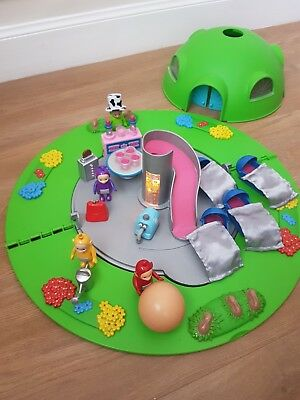 teletubbies light up home on the hill play set � 1634700