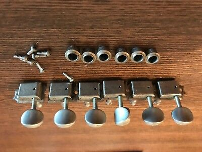 Fender Stratocaster/Telecaster Single-Line Kluson 1955-1959 Tuners bushing screw
