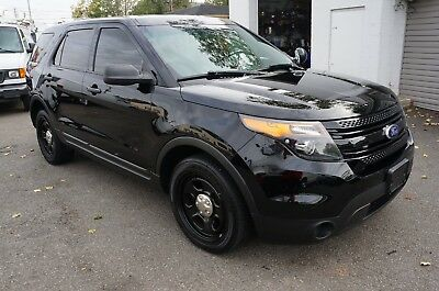 2014 Ford Explorer Police AWD CLEAN