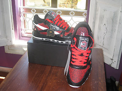 Zapatillas Reebok Cl Lthr Clean Fashion X Keith Haring  Uk 7.5  Limited Shoes