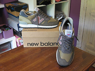 Zapatillas New Balance 670 Surplus Pack Uk7.5  Limited Edition Shoes