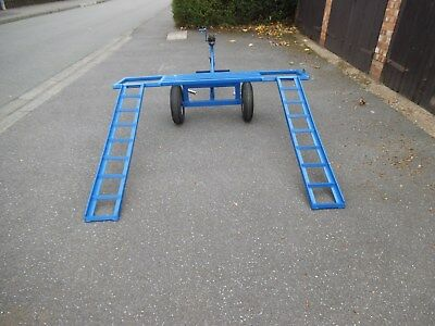 Car Tow Dolly Recovery
