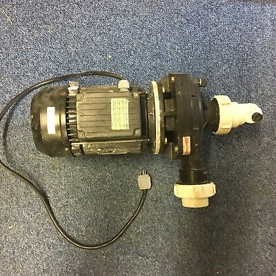 ITT Marlow UK Pump Model J250SC-3