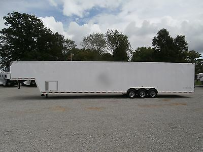 2015 Vintage Outlaw 48Ft Enclosed Trailer Like New !!!