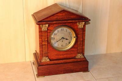 Antique Seth Thomas Adamantine Sonora Chime Clock