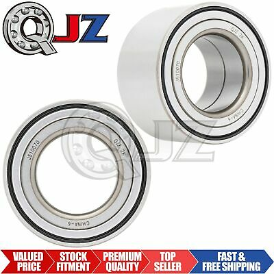 2X 2003-2013 TOYOTA COROLLA Front Wheel hub Bearing Replacement Assembly
