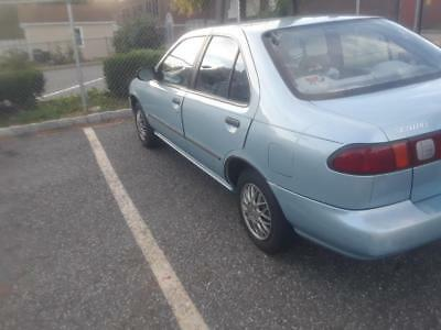 1996 Nissan Sentra GLE No Reasonable Offer Will Be Refused!