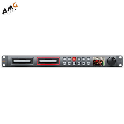 New Blackmagic Design HyperDeck Studio 12G Professional Broadcast