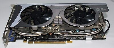 NVIDEA N560GTX TI TWIN FROZR II 2GD5/OC  MSi graphics card- spares or repair