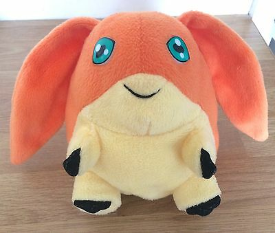 """Patamon 6"""" Plush From Digimon Cuddly Toy"""