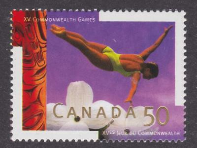 Canada 1994 #1521 XV Commonwealth Games (Diving)- MNH