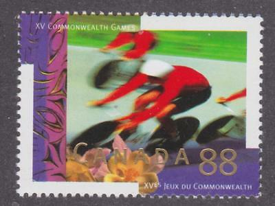 Canada 1994 #1522 XV Commonwealth Games (Cycling)- MNH