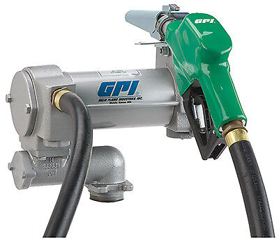 Fuel Transfer Pump, 25-GPM