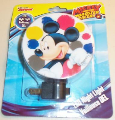 DISNEY MICKEY  MOUSE LED  Night Light with Bulb Included! NEW
