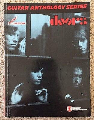 The Doors - Guitar Anthology Series - Sheet Music & Song Book
