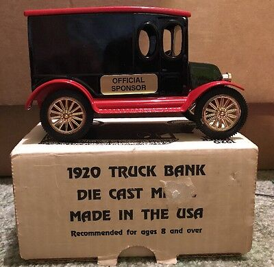 Citgo 1920 Truck Bank Die Cast