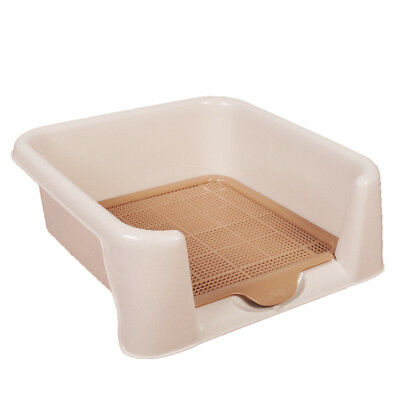 B20 Pet Toiletries Portable Dog Toilet Tray Litter Box Scoop Carrier Hooded