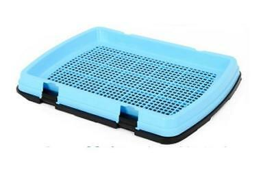 B38 Pet Toiletries Portable Dog Toilet Tray Litter Box Scoop Carrier Hooded