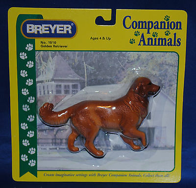 Breyer~Golden Retriever~Dog~1999-06~RARE!~NIB~Companion Animal