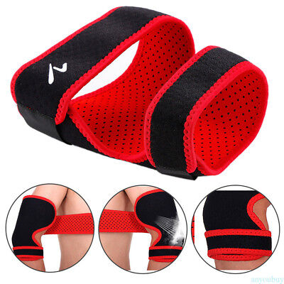 Tennis Elbow Support Brace Golfer's Strap Epicondylitis Lateral Pain Gym AF5