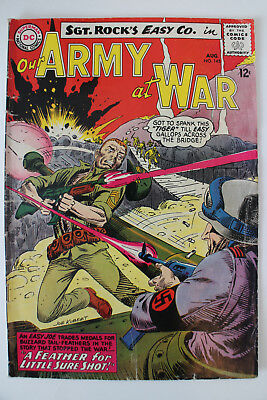 1964 DC Our Army at War #145