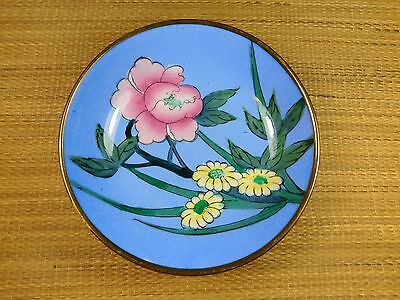 """Porcelain Hand Painted Bowl 5""""made In China"""