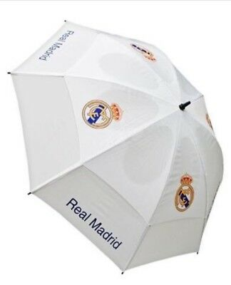 Brand New Real Madrid Double Canopy Golf Umbrella