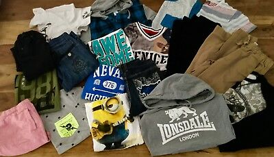Boys Sz 10 Clothing - Lonsdale Sweater,